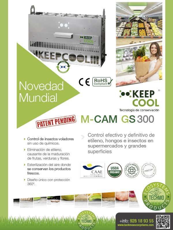 Dossier M-CAM SH 300